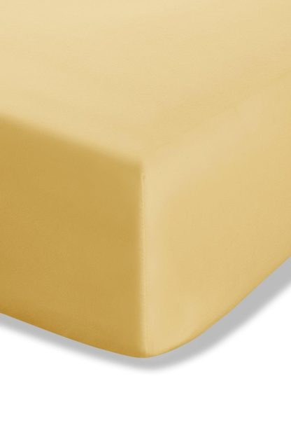 An Image of Easy Care Non Iron Double Fitted Sheet