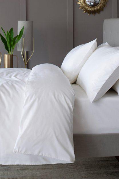 An Image of 200 Thread Count Cotton Double Duvet Set