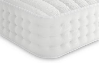 An Image of M&S Memory Foam 1500 Pocket Sprung Firm Mattress