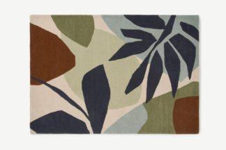 An Image of Humiya Hand-Tufted Wool Rug, Large 160 x 230cm, Multi