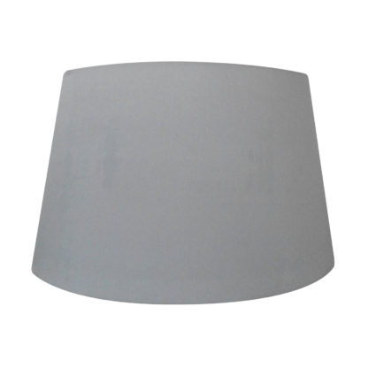 An Image of Tate Taper Lamp Shade, 30cm, Duck Egg