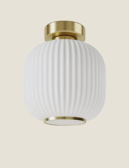 An Image of M&S Amelia Flush Light