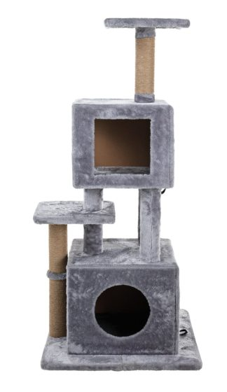 An Image of Cat Tree with Dual Condo