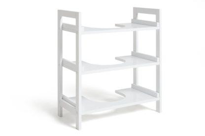 An Image of Argos Home Freestanding Undersink Unit - White