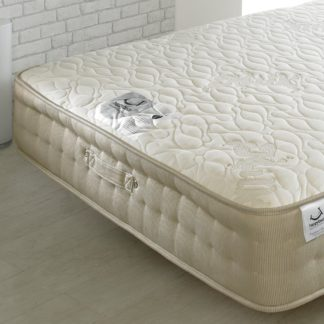 An Image of Milk Vitality 2000 Pocket Sprung Memory, Latex and Reflex Foam Mattress - 4ft Small Double (120 x 190 cm)