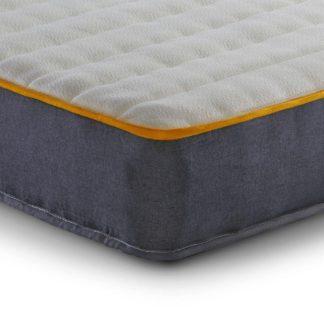 An Image of SleepSoul Balance 800 Pocket Spring and Memory Foam Mattress - 5ft King Size (150 x 200 cm)