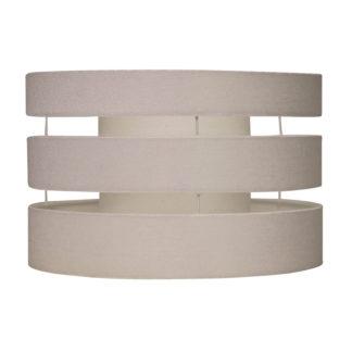 An Image of Aspen Lamp Shade - 35cm - White