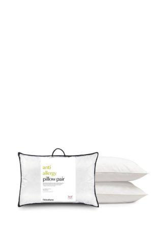 An Image of Anti Allergy Pillow Pair