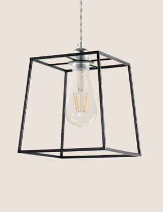 An Image of M&S Manhattan Easy Fit Light Shade