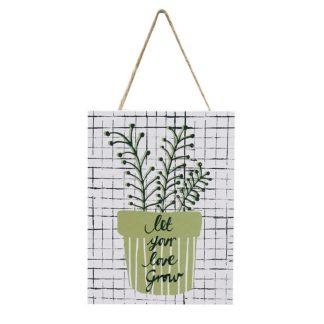 An Image of Gardeners Plaque
