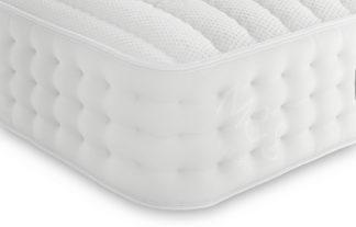 An Image of M&S Memory Foam 1250 Pocket Sprung Firm Mattress