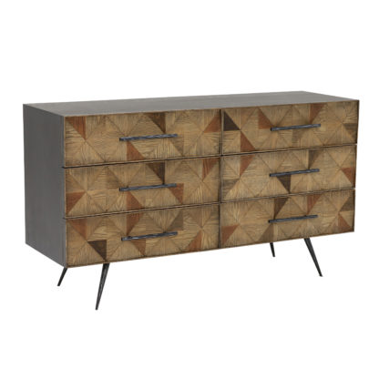 An Image of Valle 6 Drawer Chest