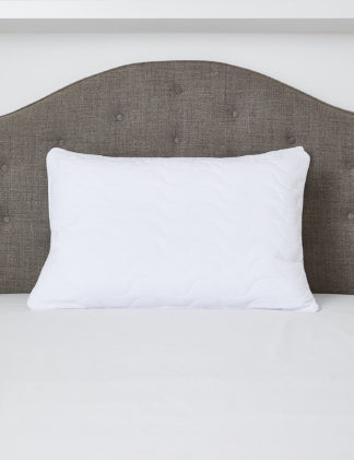 An Image of M&S 2 Pack Cool & Fresh Firm Pillows
