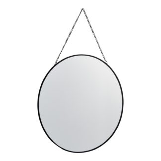An Image of Round Mirror