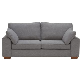 An Image of Findlay Large Sofa, Karina Charcoal