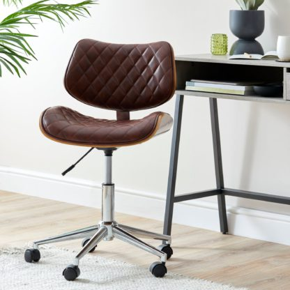 An Image of Remy Office Chair Tan