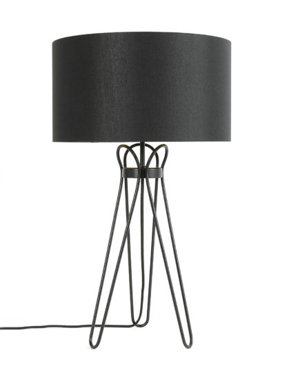 An Image of M&S Hairpin Tripod Table Lamp