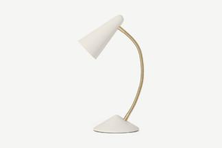 An Image of Mathias Desk Light, Ivory