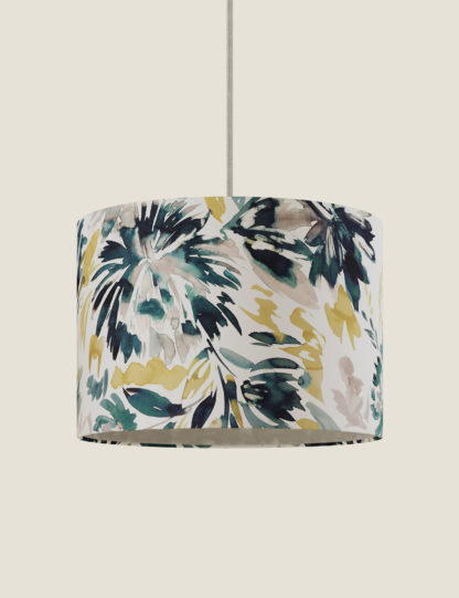 An Image of M&S Floral Print Shade