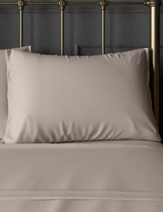 An Image of M&S 2 Pack Comfortably Cool Tencel™ Pillowcases